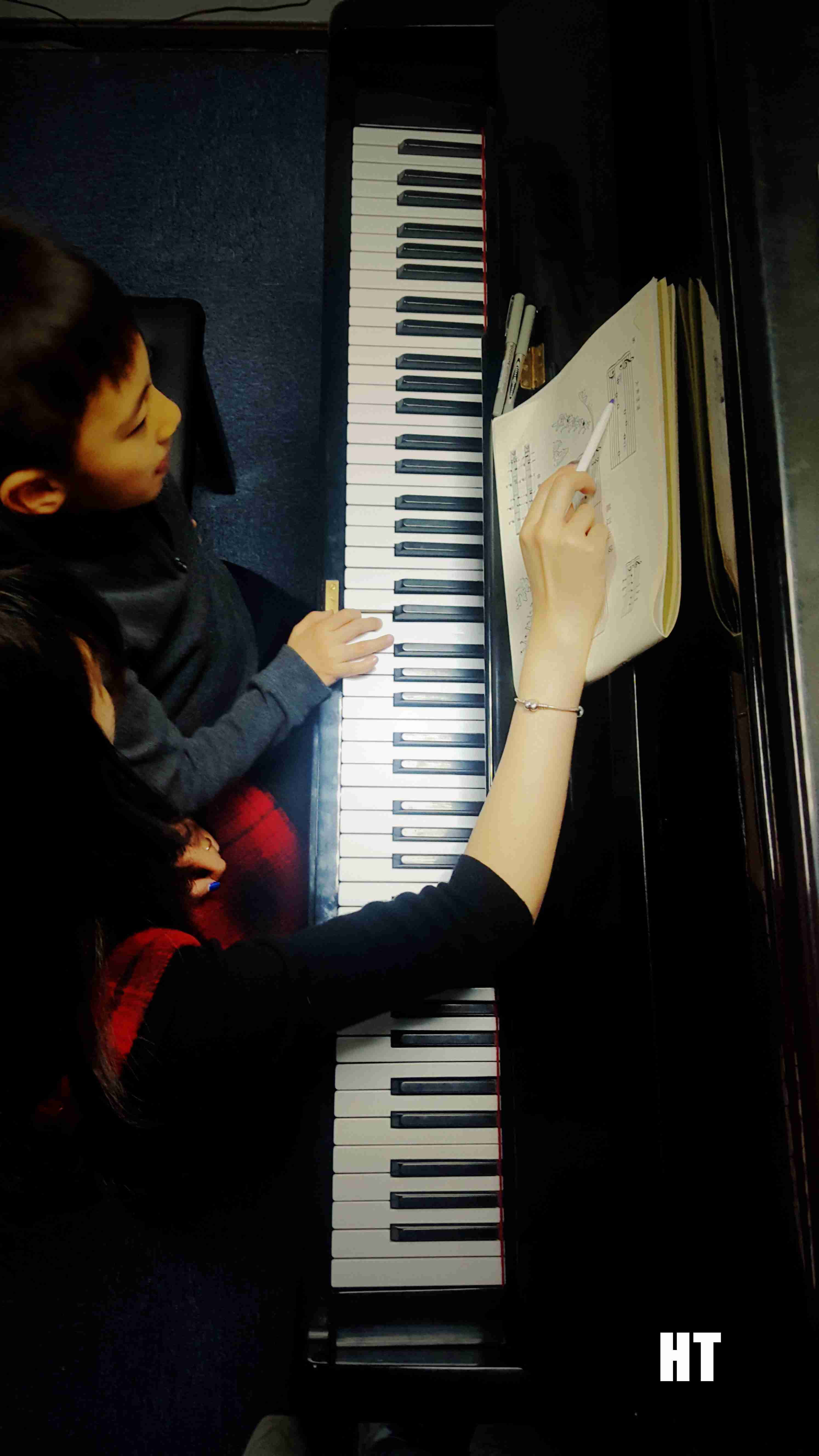 当钢琴遇见你
